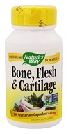 Bone, Flesh & Cartilage