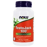 TestoJack 100 with Tongkat Ali