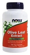 Olive Leaf Extract with Echinacea Vegetarian