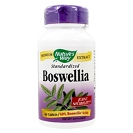Nature's Way - Boswellia Standardized - 60 Tablets