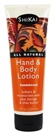 Hand & Body Lotion Sandalwood