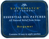Calming Stress Formula Essential Oil Body Patches