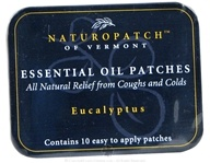 Soothing Coughs & Colds Formula Essential Oil Patches