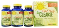 Organic Total Body Cleanse 14-Day 3-Part Kit