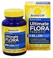 Ultimate Flora Extra Care Probiotic 50 Billion