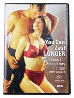 You Can Last Longer: Solutions For Ejaculatory Control BSVS Volume 8 DVD