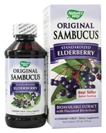 Sambucus Original Bio-Certified Black Elderberry Syrup