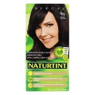 Permanent Hair Colorant 4G