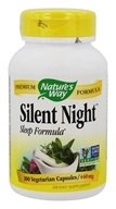 Silent Night Sleep Formula