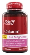 Calcium & Magnesium with Vitamin D