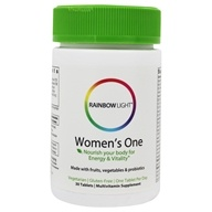 Women's One Food-Based Multivitamin