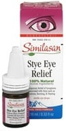 Stye Eye Relief Homeopathic Sterile Eye Drops