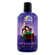 Organic Herbal Bubble Bath For Kids