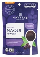 Organic Freeze Dried Maqui Powder Patagonian Superfruit