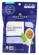 Mulberry Power Mulberries Certified Organic