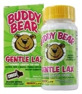 Buddy Bear Gentle Laxative for Children