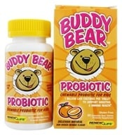 Buddy Bear Probiotic for Kids
