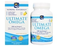 Ultimate Omega Purified Fish Oil