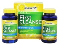 First Cleanse Total Body Internal Cleanse Kit 2-Week Program