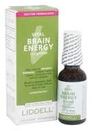 Vital Brain Energy with Ginkgo Homeopathic Oral Spray