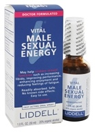 Vital Male Sexual Energy Homeopathic Oral Spray
