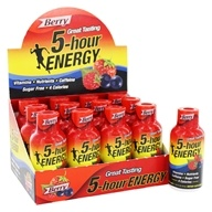 Energy Shot - 1 Box - 12 Bottles