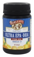 Fresh Catch Fish Oil Ultra EPA-DHA Omega-3