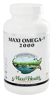Maxi-Omega-3 2000 Certified Kosher Fish Oil
