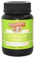 Omega Man Men's Health & Vitality Formula