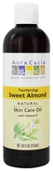 Natural Skin Care Oil Sweet Almond