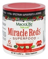 Miracle Reds Antioxidant Super Food