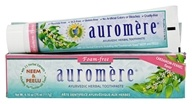 Ayurvedic Herbal Toothpaste Non-Foaming