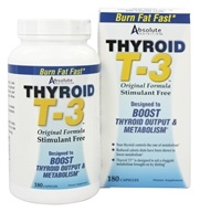 Thyroid T-3 Original Formula Stimulant Free