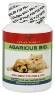 Agaricus Bio Supplement For Cats & Dogs
