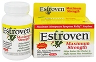 Estroven - Menopause Relief Maximum Strength - 60 Capsules