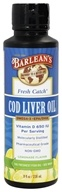 Fresh Catch Cod Liver Oil Omega-3 EPA/DHA