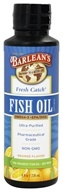 Fresh Catch Fish Oil Omega-3 EPA/DHA