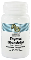 Thymus Glandular Raw Gland Concentrate