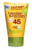 Alba Hawaiian Natural Sunblock