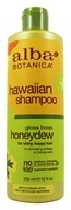 Alba Hawaiian Shampoo Gloss Boss