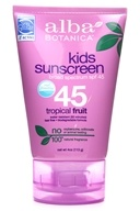Very Emollient Natural Protection Kids Sunscreen