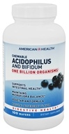 Acidophilus Chewable With Bifidum
