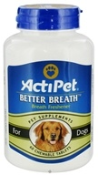 Better Breath For Dogs