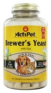 Brewer's Yeast For Dogs and Cats