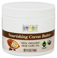 Pure Aromatherapy Natural Cocoa Butter