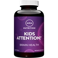Modifiers Attention Gels Advanced Brain Formula For Children