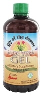Aloe Vera Gel Organic Whole Leaf