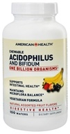 Acidophilus Chewable with Bifidus