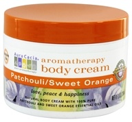 Aromatherapy Body Cream