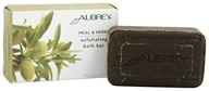 Aubrey Organics - Meal & Herbs Exfoliating Bath Bar - 4 oz. Formerly Exfoliation Skin Care Bar